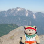 北アルプス 爺ヶ岳登山(柏原新道往復) 2020年8月21日(金)