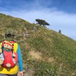 湯の丸山登山(2100m) 2020年9月22日(火)