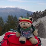 【天空のビーチ】日向山登山 初冠雪の八ヶ岳、甲斐駒ヶ岳の絶景!! 2020年10月18日(日)