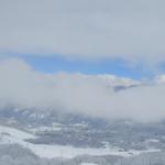 栂池高原スキー場でゲレンデスキー【栂池12日目】 2021年1月9日(土)