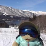 ゲレンデスキーとスキーハイキングの週末【栂池23,24日目】2021年2月13日(土)~14日(日)