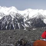【蝶ヶ岳】GWの北アルプス、残雪踏みしめ穂高連峰の展望台へ 2021/5/4(火)