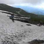 【乗鞍大雪渓BC】自転車スキーで乗鞍ヒルクライムとBCクロカン 2021/7/11(日)