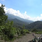 【ファットバイク】乙見山峠から笹ヶ峰キャンプ場へ 2021/7/23(金)~24(土)