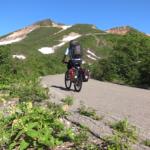【乗鞍岳】自転車スキーで乗鞍ヒルクライムとBCクロカン、ついでに登頂も 2021/7/18(日)